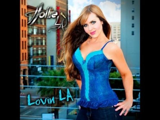 Hollie LA releases new single- LOVIN LA