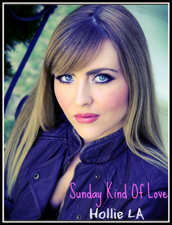 """Hollie LA in her acoustic rendition of """"Sunday Kind of Love"""""""