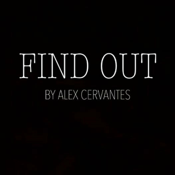 "#FMF Featured Music Friday: ""Find Out"" by Alex Cervantes"