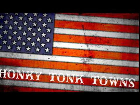 #FMF FEATURED MUSIC FRIDAY: HONKY TONK TOWNS BY DAVID HARBAUGH