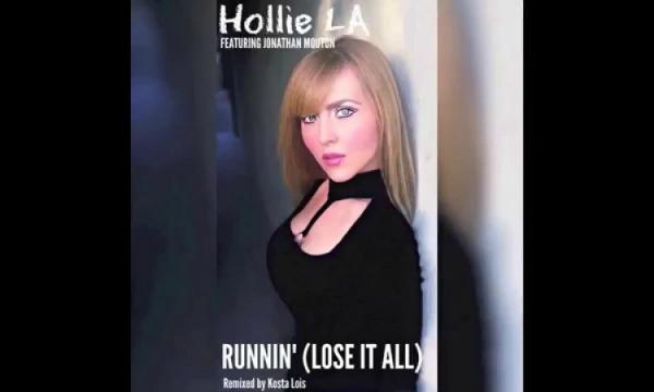"Hollie LA/Jonathan Mouton – ""Runnin"" – Remixed by Kosta Lois"